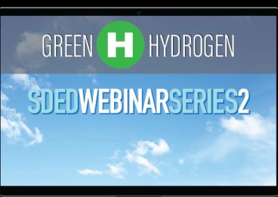 Green Hydrogen SDED Webinar